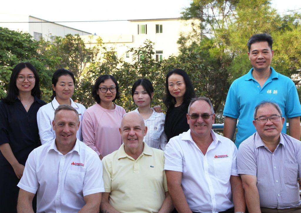 Centalink team