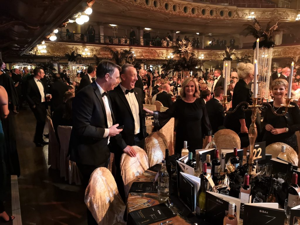 BIBAs, 2019, Blackpool Tower Ballroom