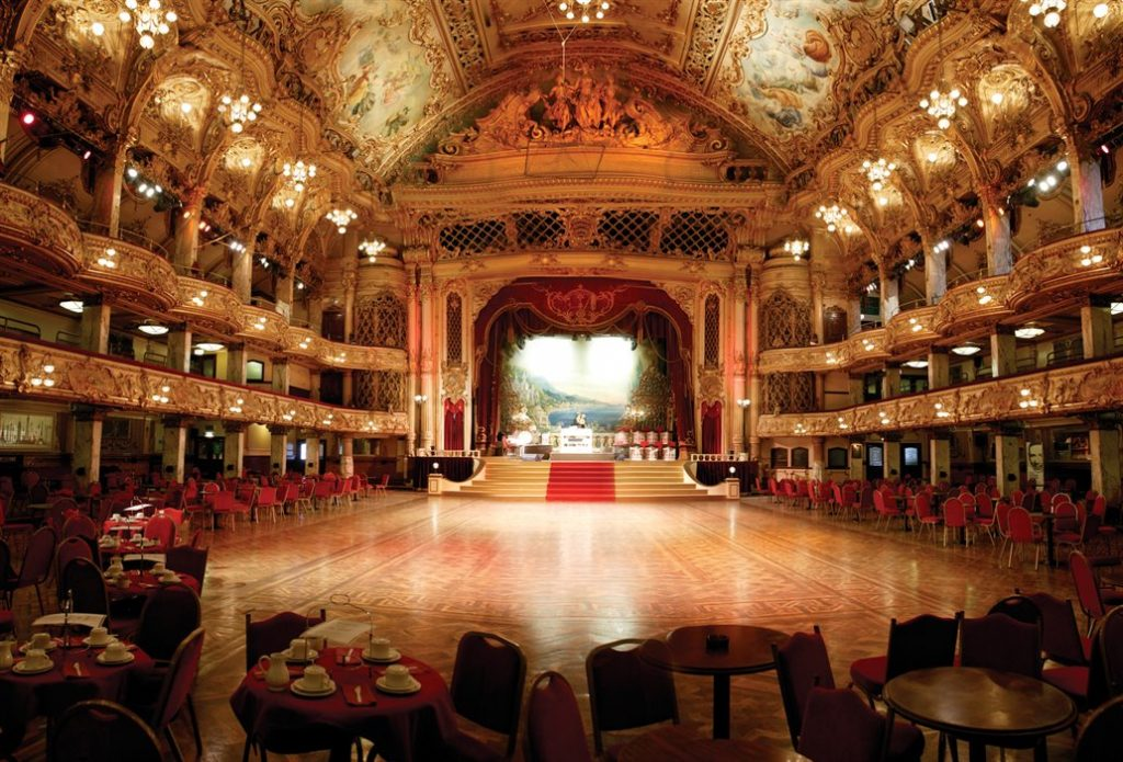 Tower Ballroom, Blackpool