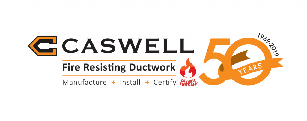 CASWELL,FIRE RESISTING DUCTWORK