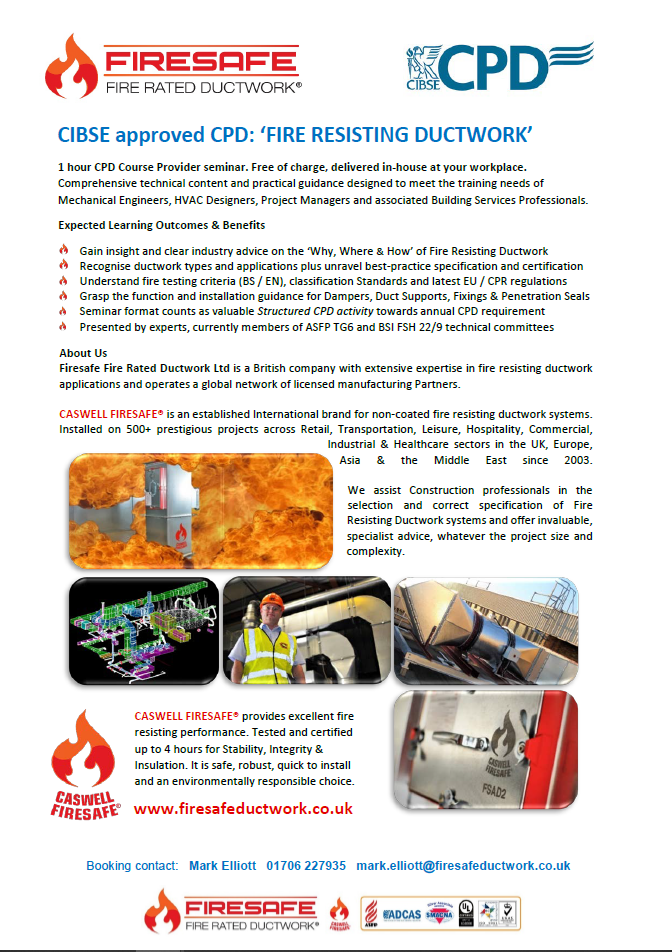cpd cibse flyer
