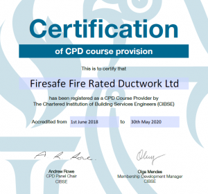 CIBSE CPD Official Certificate_2018-2020_