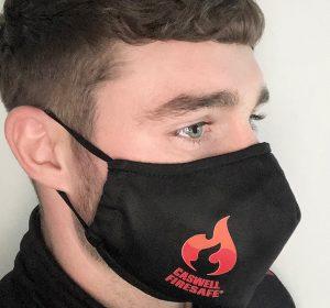 CASWELL FIRESAFE® face masks
