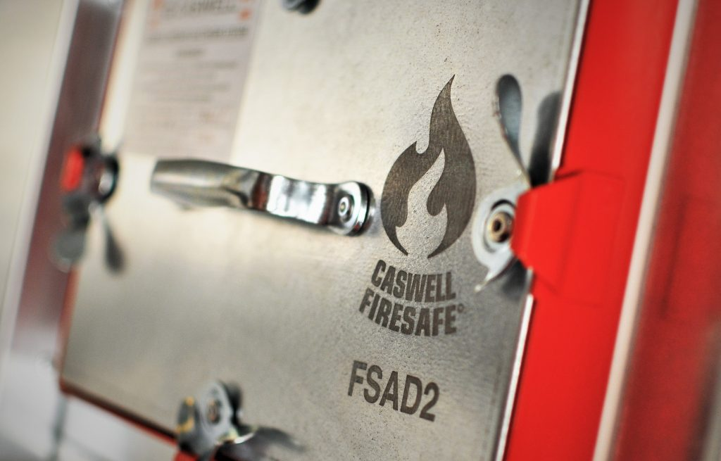 CASWELL FIRESAFE® Access Door detail