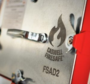 CASWELL FIRESAFE® Access Door for fire resisting ductwork
