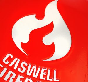 CASWELL FIRESAFE® SIGN