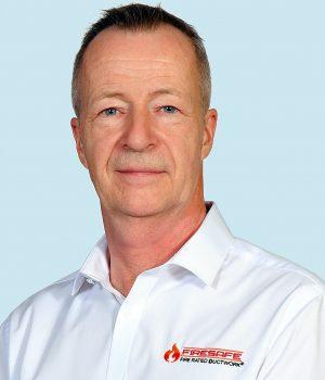 Mark Elliott, Sales & Marketing Manager