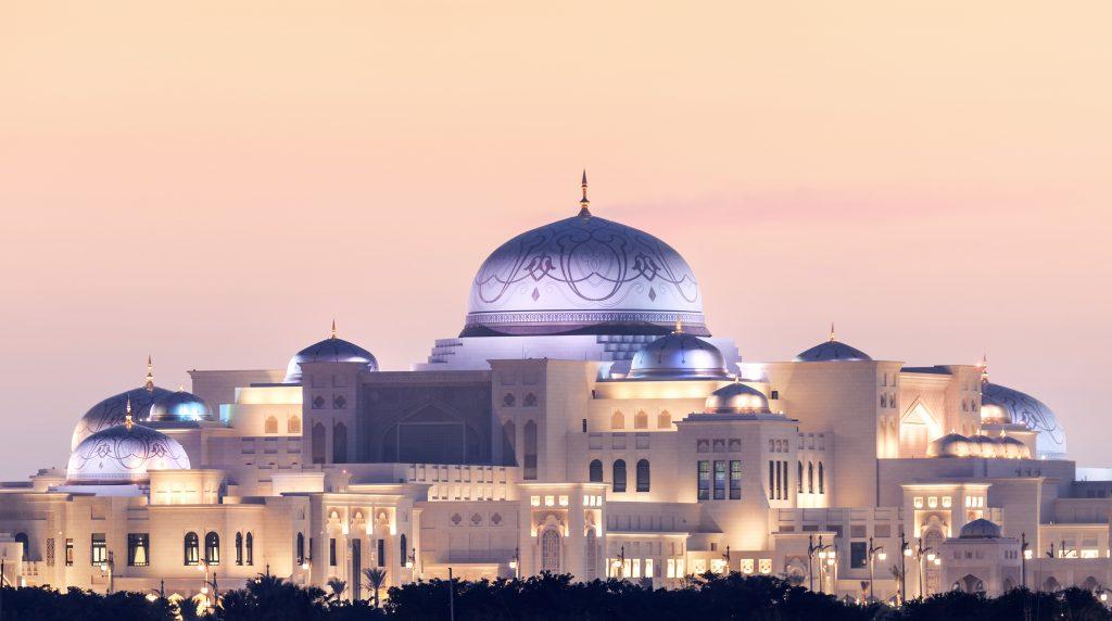 UAE Presidential Palace, Abu Dhabi