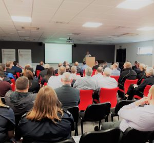 Firesafe Fire Rated Ductwork speak at ASFP seminar event Perth 2018