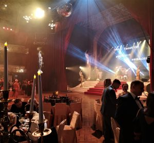 BIBAs, 2019, Blackpool Tower Ballroom