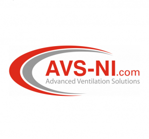 AVS-NI logo. Firesafe Partner