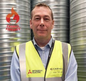 Graeme Hayhoe,CASWELL FIRESAFE,ductwork,fire rated