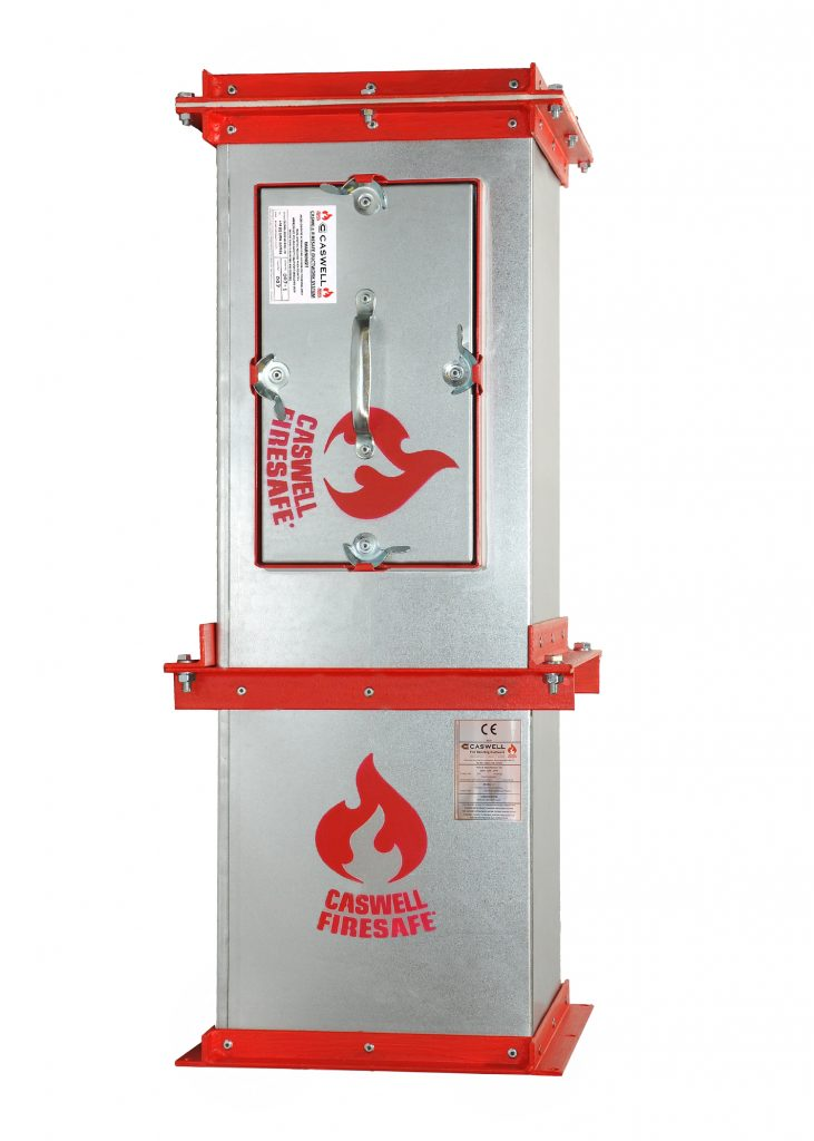 CASWELL FIRESAFE,CE MARKED,DUCTWORK,NON-COATED,FIRE RESISTING