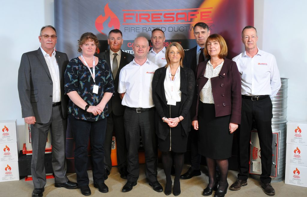 Image of the personnel behind FFRDL