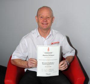 Darren Webster,Technical Manager,Firesafe,IFE